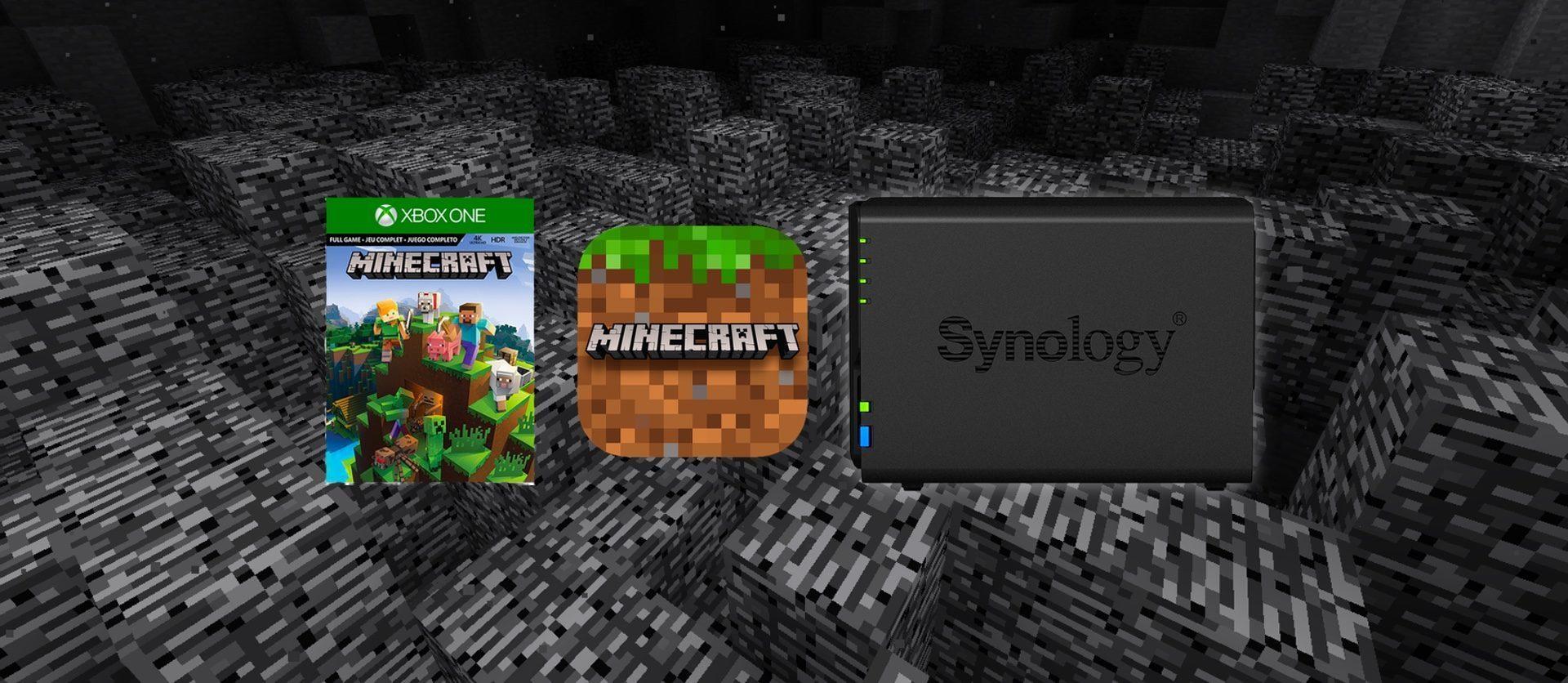 Dedizierter Bedrock Server auf einem Synology NAS