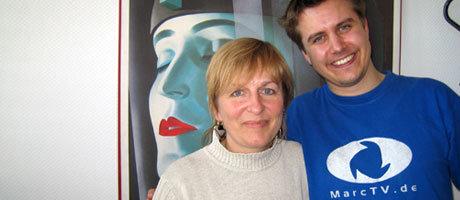 Sybille Florschütz (links) und Marc Tönsing (rechts)