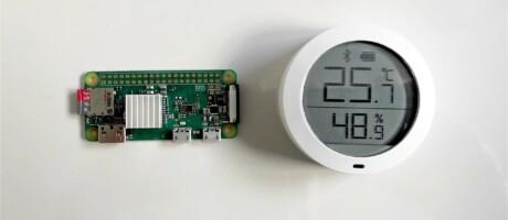 Xiaomi Sensor per Bluetooth in ein Spreadsheet auslesen