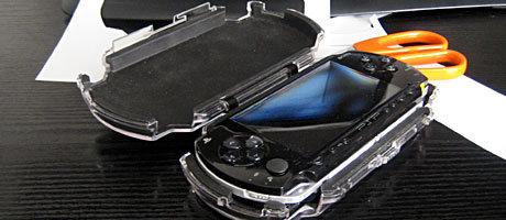 So sieht das Case im offenen Zustand aus.