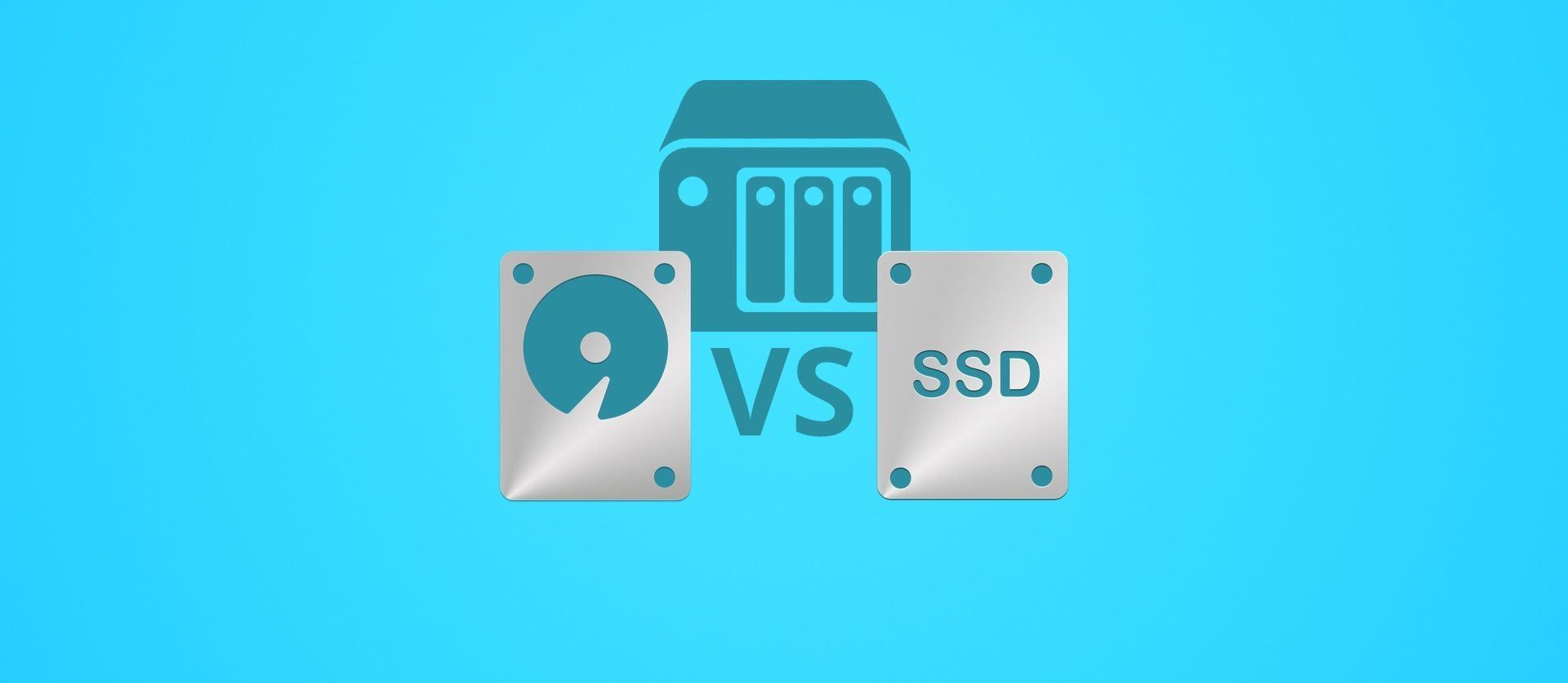 Synology NAS - SSD oder Festplatte?