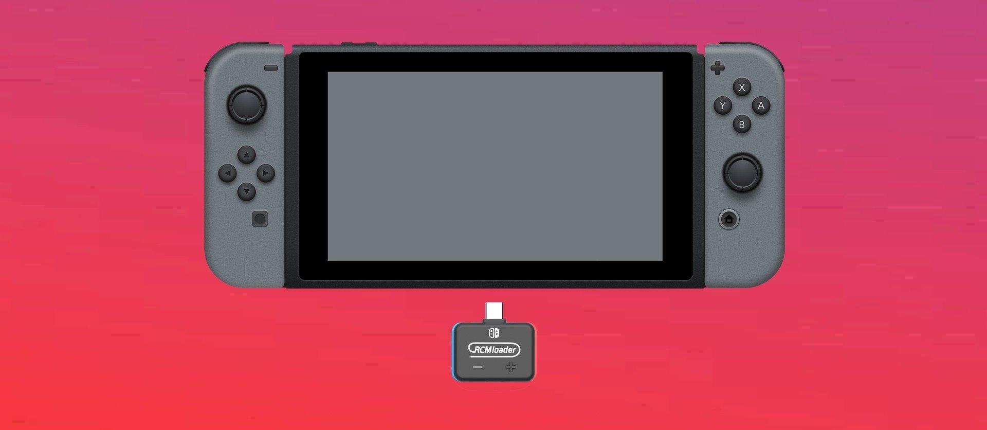 Custom Firmware Nintendo Switch