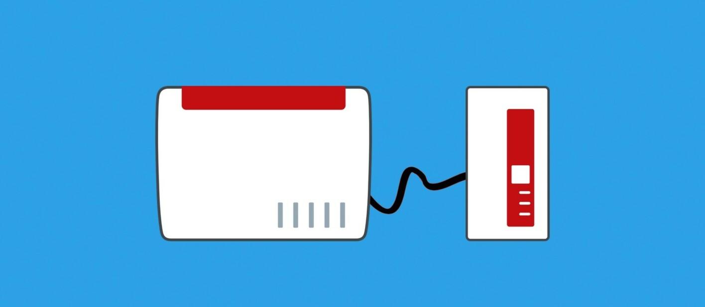 Fritzbox Accesspoint im Mesh