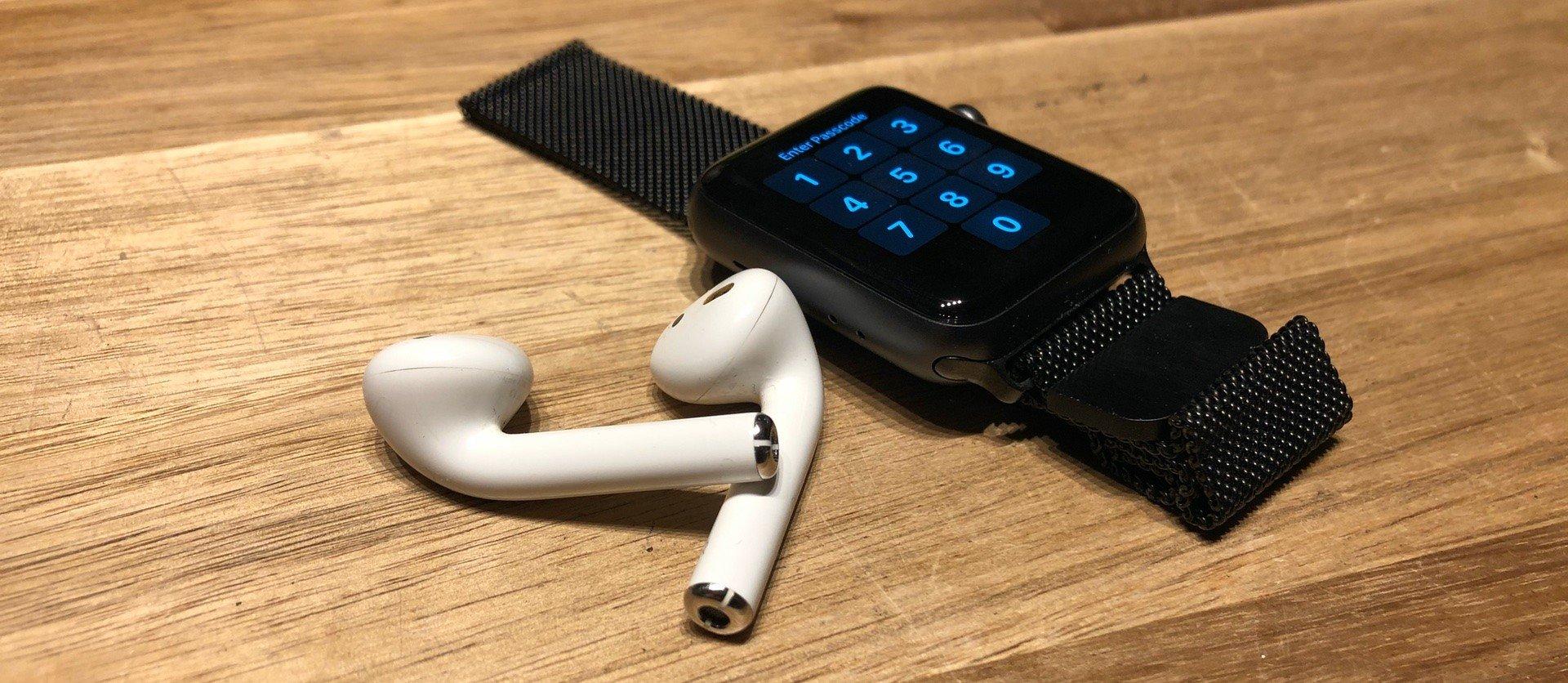 Series 3 mit GPS und AirPod Unterstützung