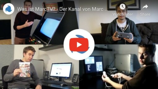 MarcTV YouTube Kanal