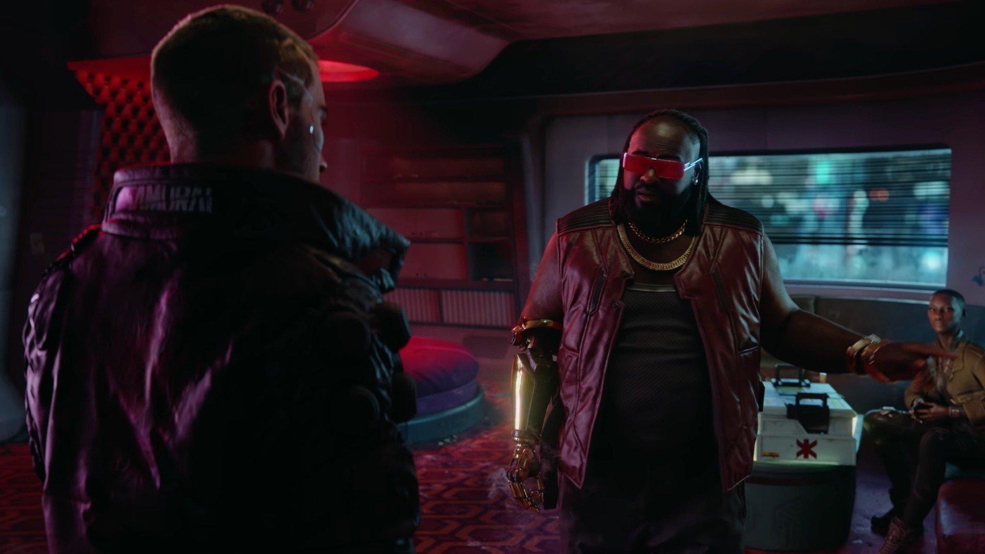 Cyberpunk 2077 von den Witcher-Machern wird auf der XBOX SX wahrscheinlich besser aussehen als auf der PS5.