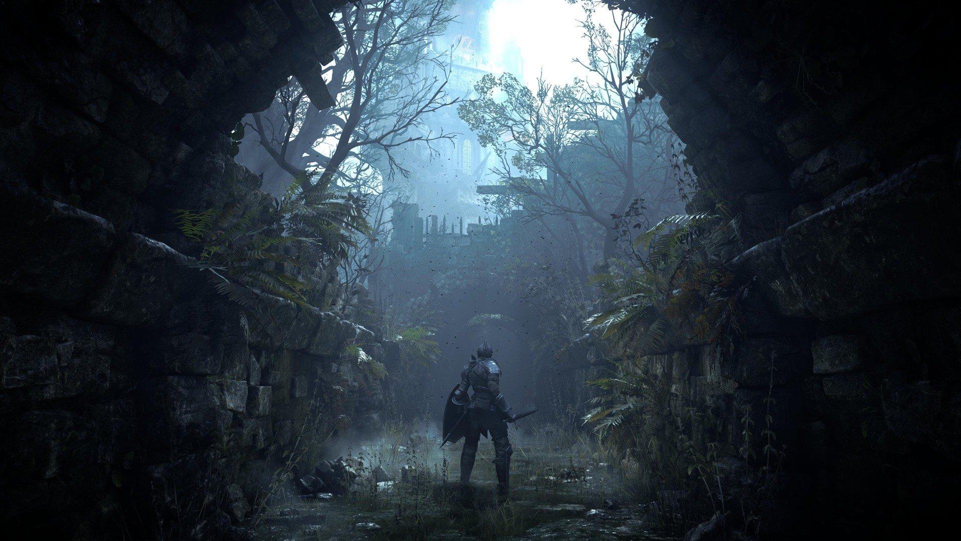 Demon's Souls läuft auf der PS5 in 4K und sieht so aus