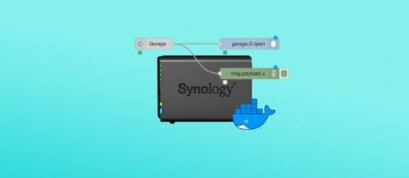 ioBroker auf Synology mit Alexa-Unterstützung