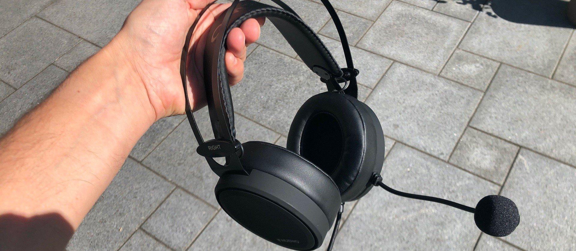 Das N7 Headset von Nubwo