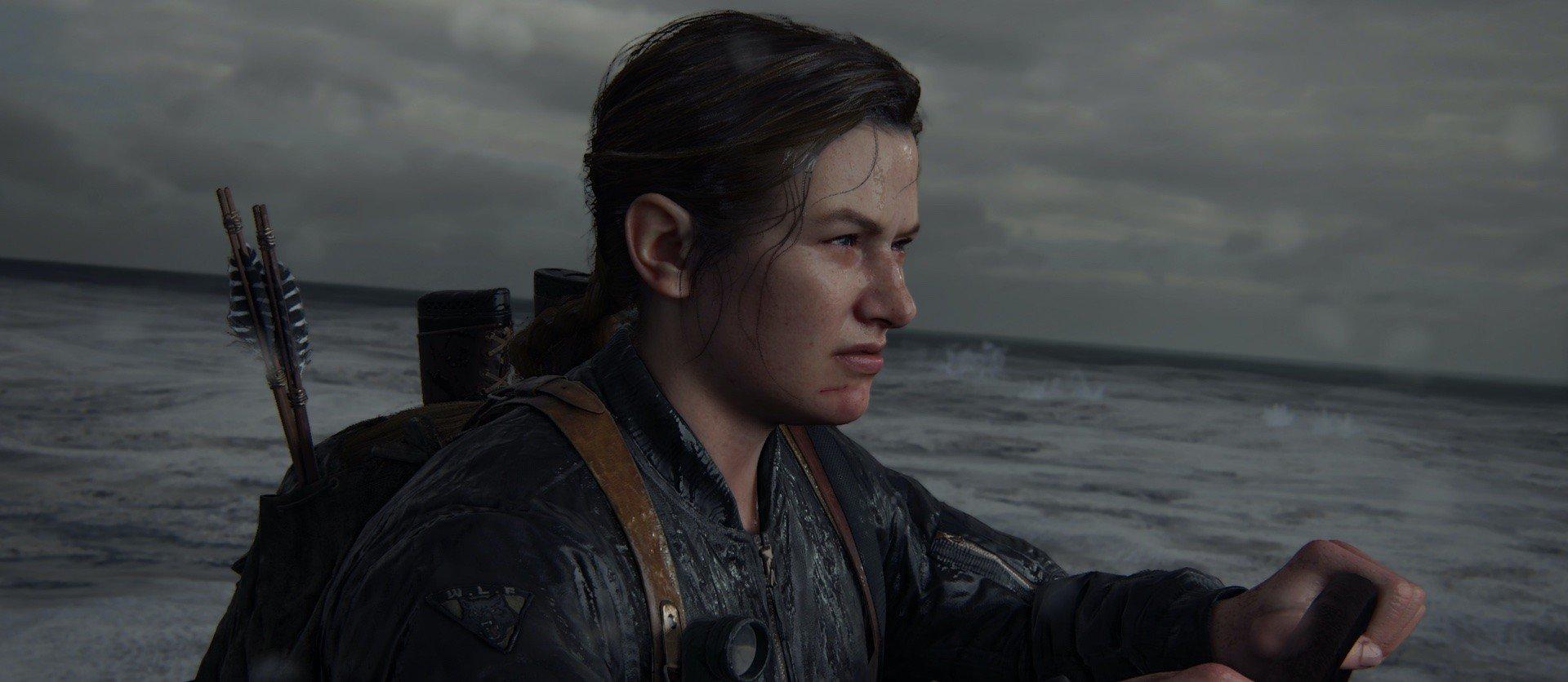 Mein Gesichtsausdruck beim Halten des Joypads nach 5 Stunden mit Abby.
