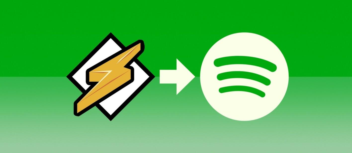 Lokale MP3 Sammlung aus WinAmp in Spotify streamen
