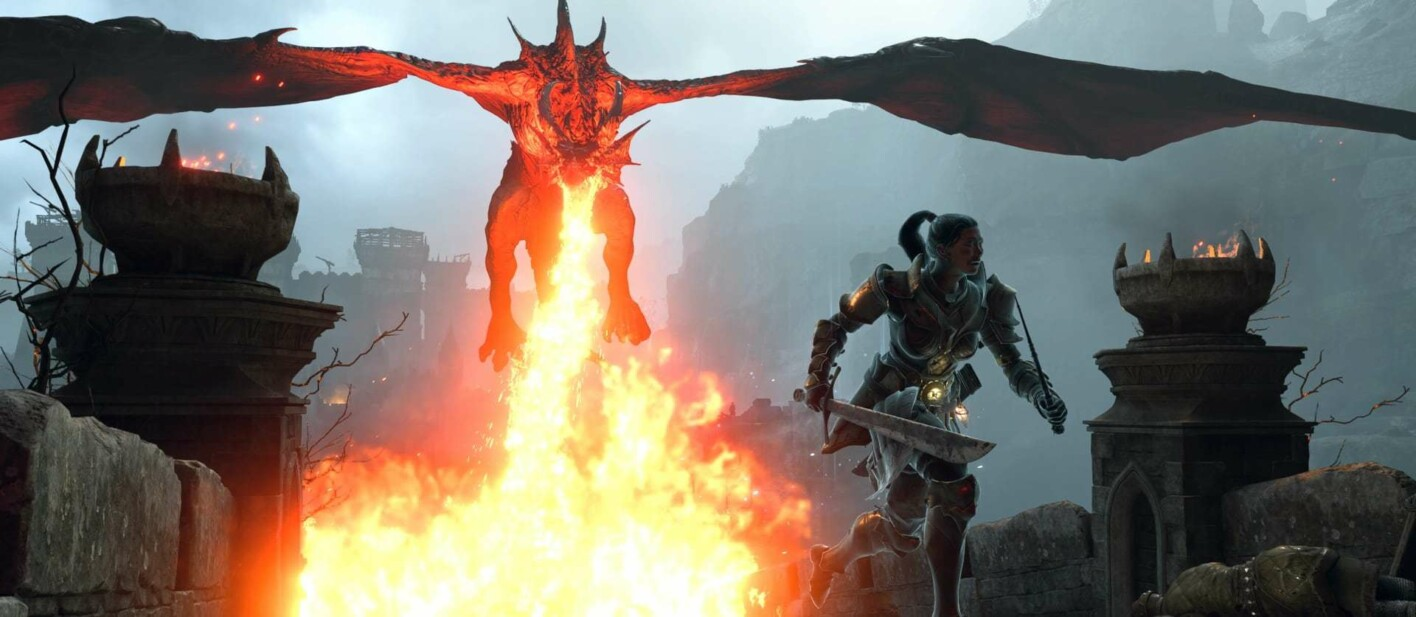 Übermachtige Gegner gibt es viele in Demon's Souls