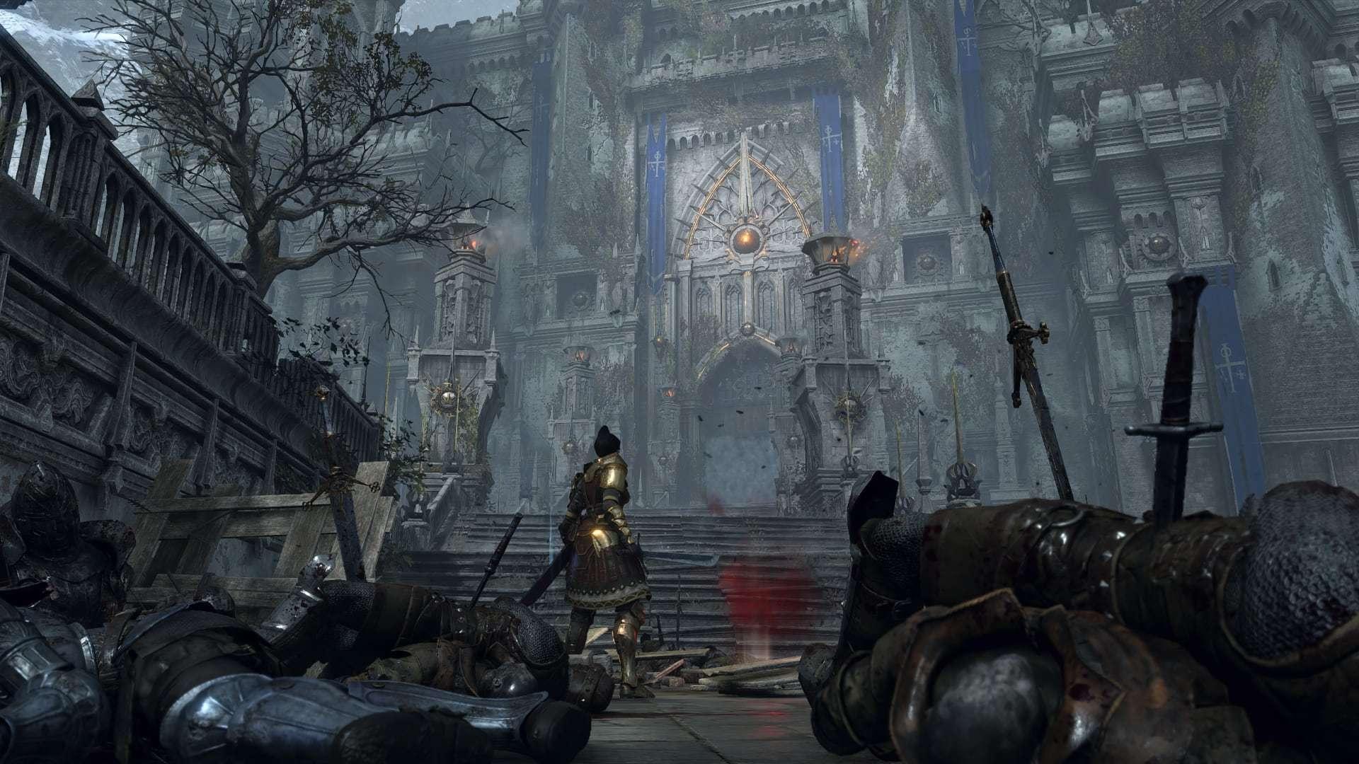 Demon's Souls Remake auf der PlayStation 5.