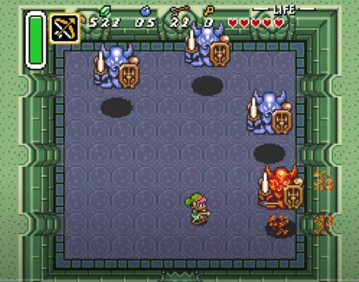 Zelda Link to the Past 3 - SNES (1997)