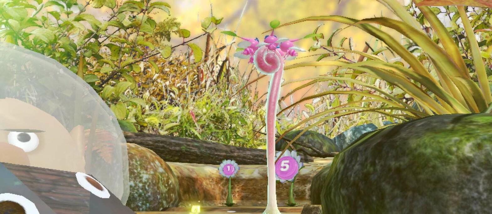 Pikmin 3 Deluxe ist ein skurriler und hervorragender Titel für die Switch.