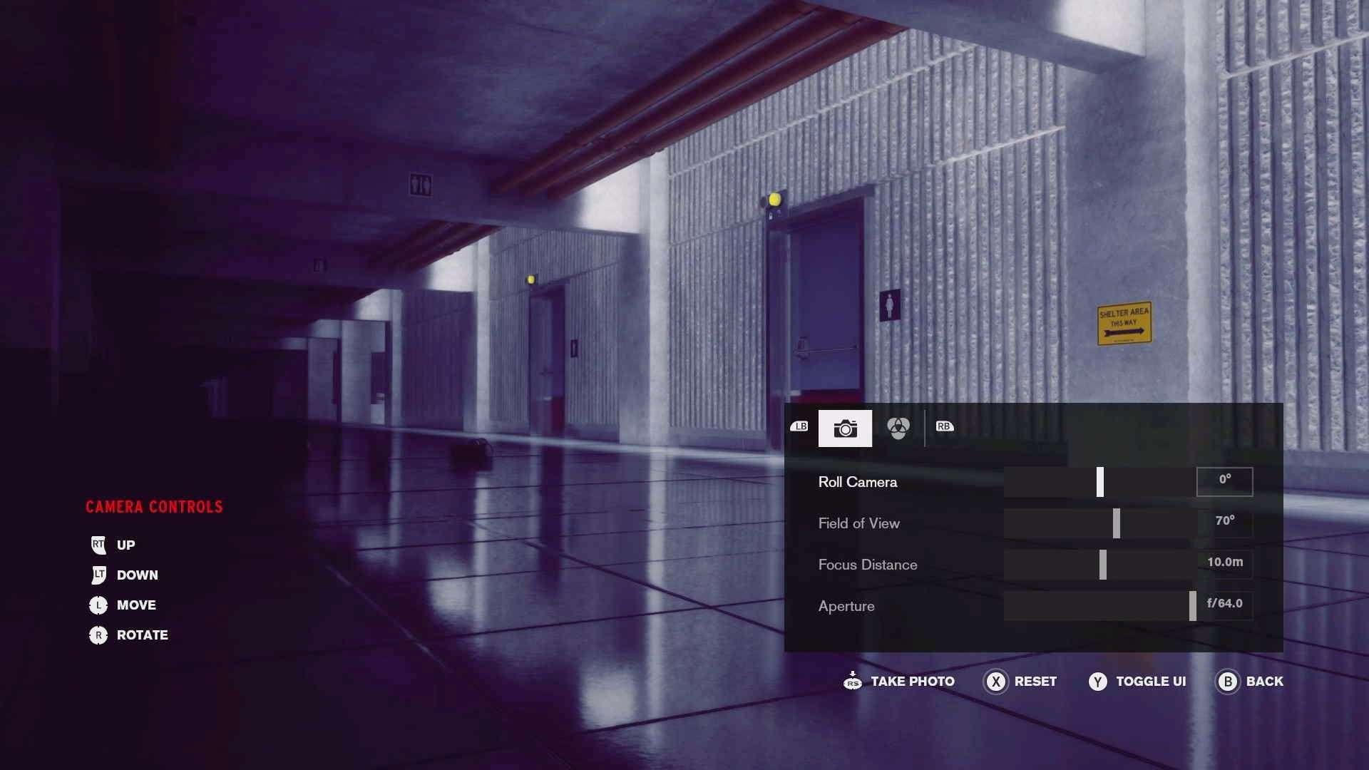 Externer 1080p Screenshot aus Control über GeForce Now auf dem Shield.