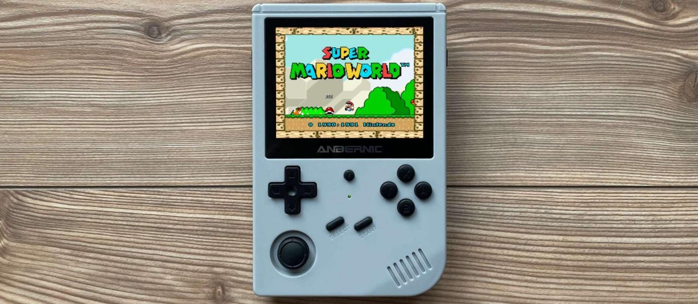 RG351V Gameboy Retrokonsole